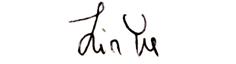 Firma Yu Lin traduttrice cinese-italiano